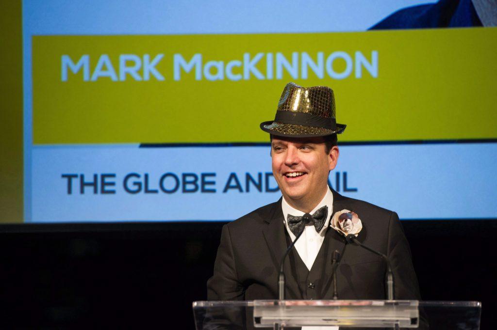 Mark MacKinnon