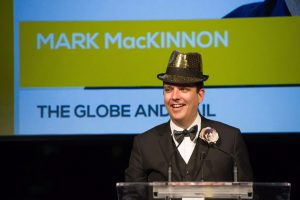 Mark MacKinnon